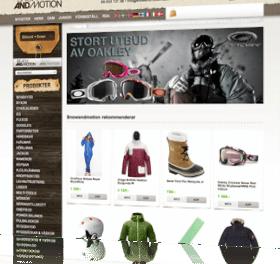 SnowAndMotion.se – En ny spännande nätbutik för vintersport