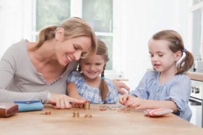 Teaching Children How to Save Money