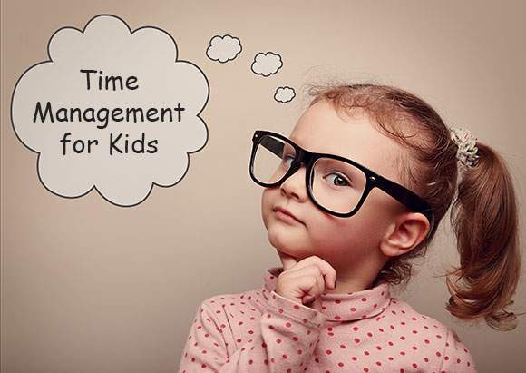 Early Time Management for Kids