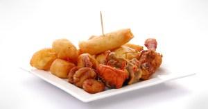 Wedding Food Selection (3)