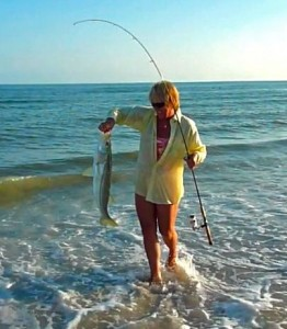 Belinda's snook fish fishing Sanibel