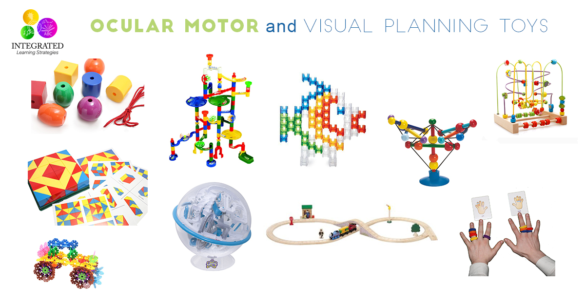 VISUAL MOTOR SKLLS Develop Your Child\u0027s Ocular and Visual Motor for