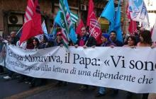 Almaviva: sit-in e sciopero a Palermo, azienda incontra sindacati