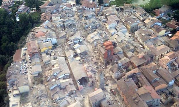 Un video per non dimenticare: un mese fa il terremoto ad Amatrice