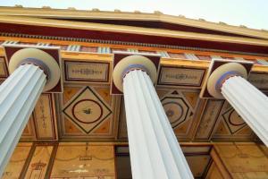Villa Lucia dettaglio