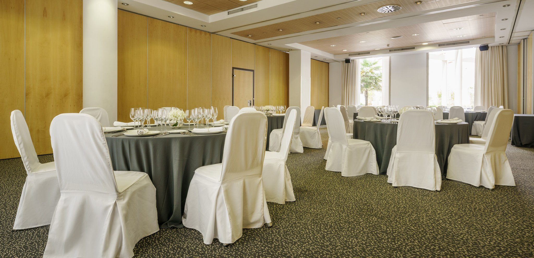 Salones Eventos Madrid Eventos De Ilunion Hoteles Web Oficial