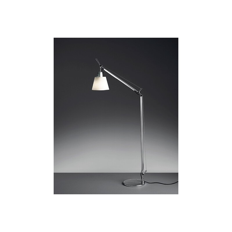Tolomeo Reading Floor Lámpara Pie Tolomeo Basculante Reading Floor Artemide - Ilutop