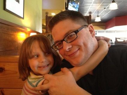 Sissy loves Daddy