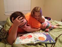 Bedtime Stories with Daddy