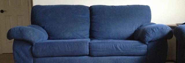 Garage Sale Couch