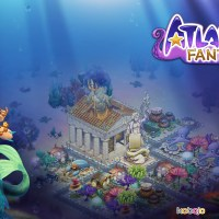 Atlantis Fantasy, il mito di Atlatide su Facebook