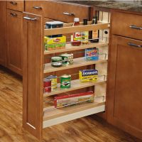 Rev-A-Shelf Wood Pull-Out Organizers with Soft-Close ...