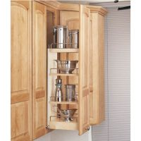 Rev-A-Shelf Kitchen Upper Cabinet Pull-Out Organizer ...