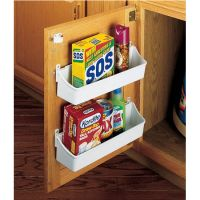 Rev-A-Shelf Kitchen Cabinet Door Mounting Storage Shelf ...