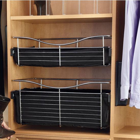 20 Inch Deep Closet Or Kitchen Cabinet Heavy Gauge Wire