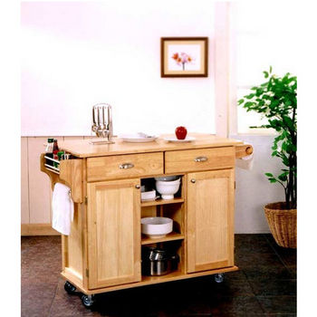 Kitchen Carts and Kitchen Islands by Home Styles | KitchenSource.com