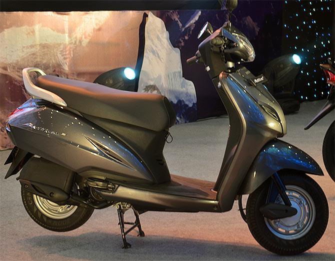 Biking The \u0027new\u0027 Honda plan - Rediff Get Ahead