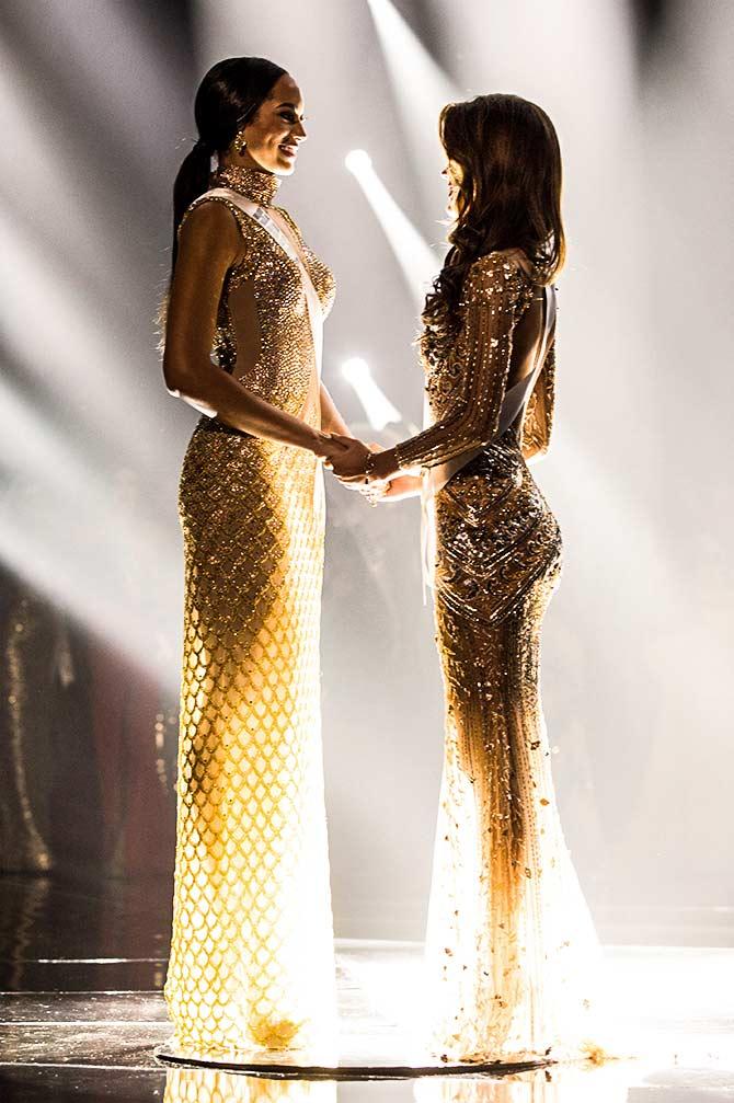 Get It Girl Wallpaper Miss Universe 2016 Iris Mittenaere Is A Parisian Beauty