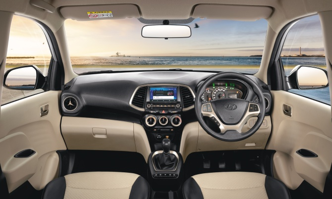 With New Model Hyundai Santro Finally Gets To Be Cool