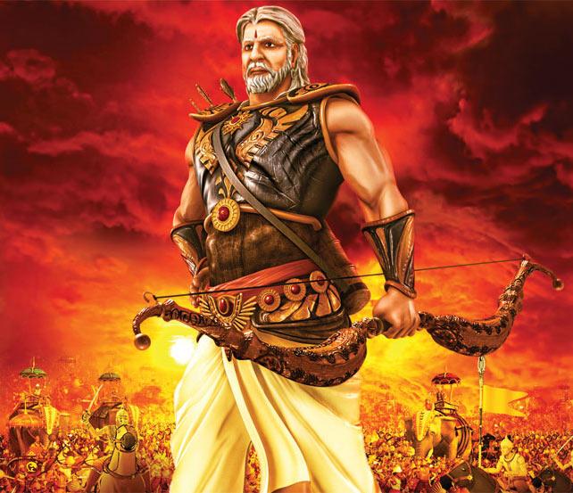Creature 3d Movie Wallpaper Download Amitabh Ajay Devgn Vidya Balan In Mahabharat Rediff
