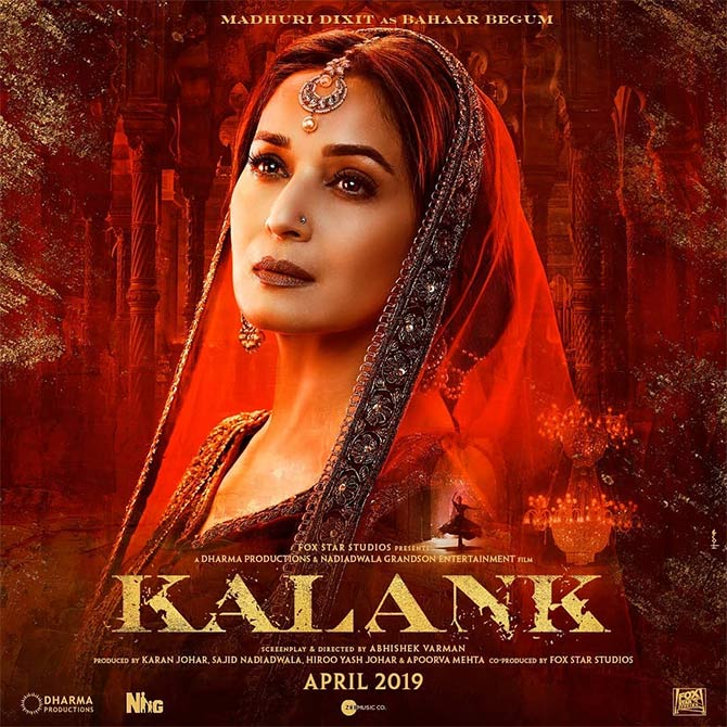 Varun Dhawan Hd Wallpaper Which Kalank Actor S Look Impressed You Rediff Com Movies