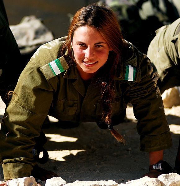 Tattoo Girl Wallpaper Hd Iphone Israeli Military Women Combat