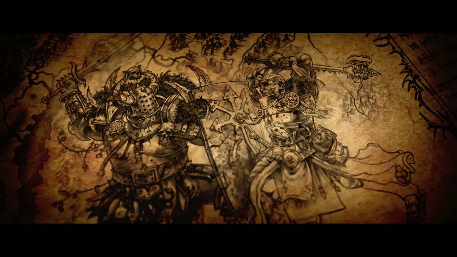 Total War Warhammer Wallpaper Hd Total War Warhammer In Engine Trailer Karl Franz Of