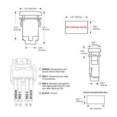 led wiring harness diagram wiring diagram for cree led light bar the