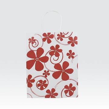 Taiwan Paper Bag Recyclable Customized Printing Paper Bag with Logo