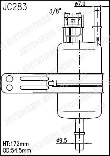 fram fuel filter cross reference guide