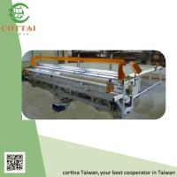 Taiwan COTTAI Blind Fabric cutter, fabric cutting table ...