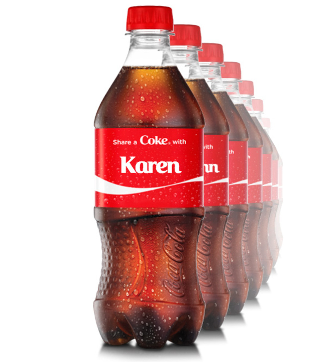 Buy Shelves Personalized Coke Labels: Your-name-here Soft Drinks Have