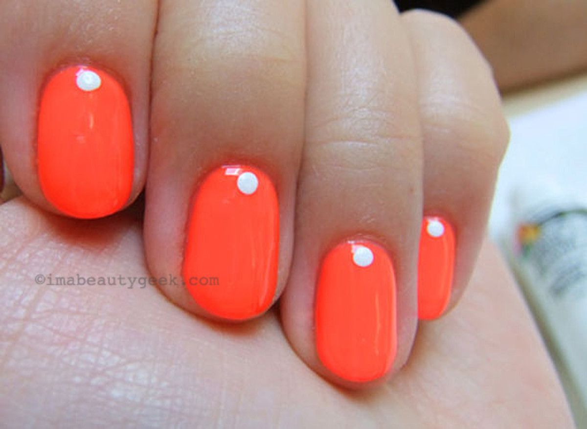 Uv Lamp The Faster, Stronger, Longer-lasting (dot) Manicure