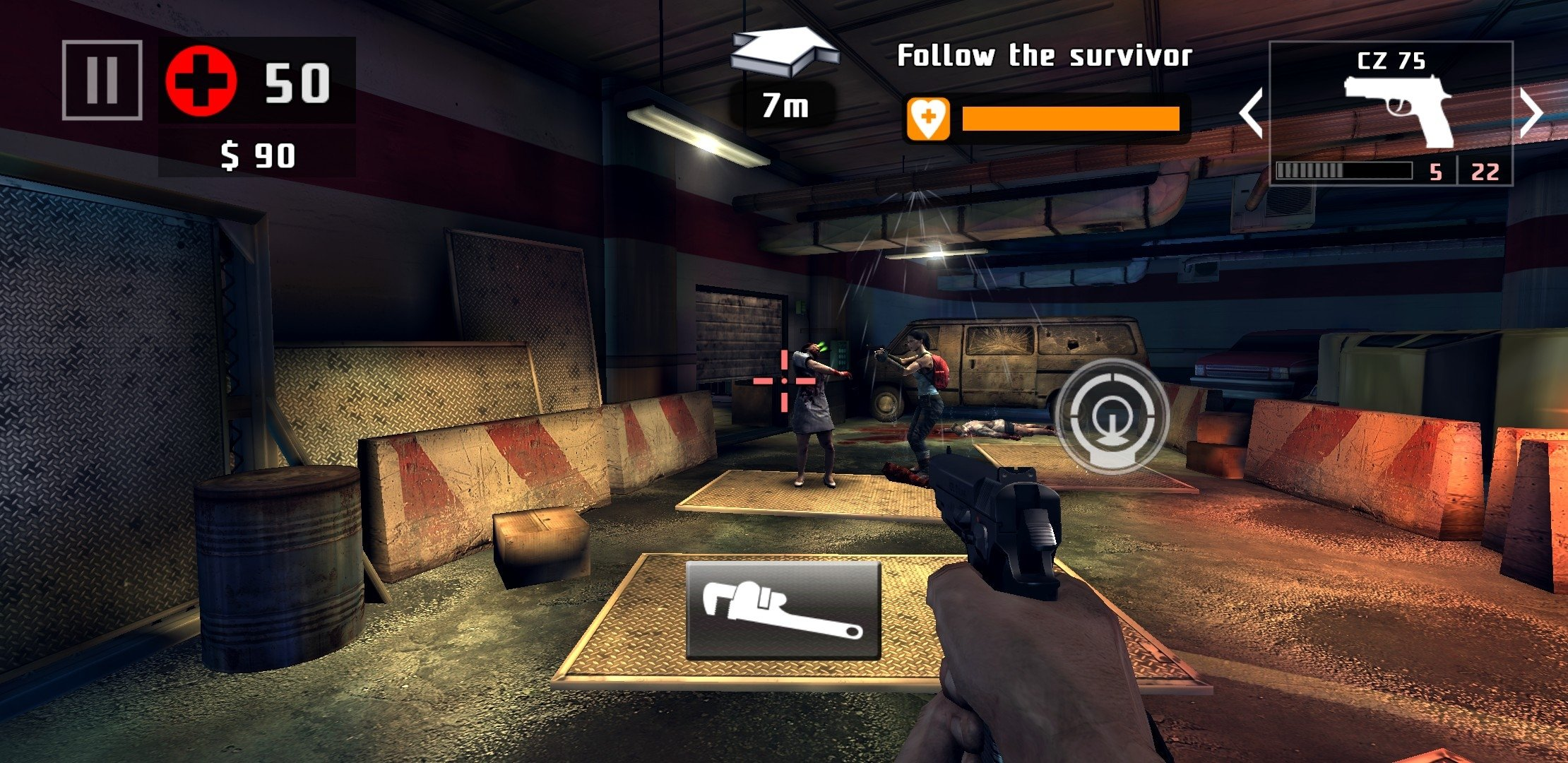 Linux Iphone Wallpaper Dead Trigger 2 1 3 3 Download For Android Apk Free