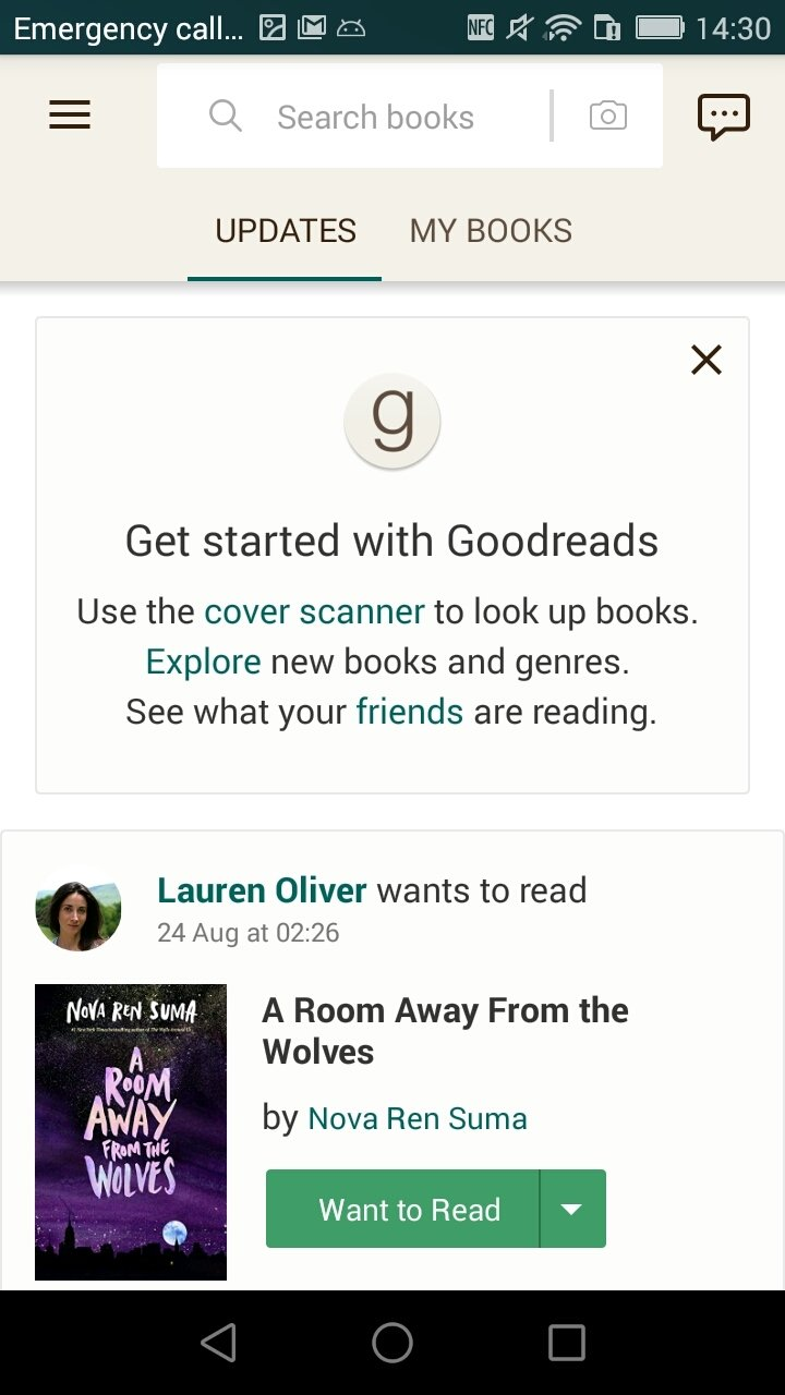 Como Descargar Libros En Goodreads Goodreads 2 6 Build 22 Descargar Para Android Apk Gratis