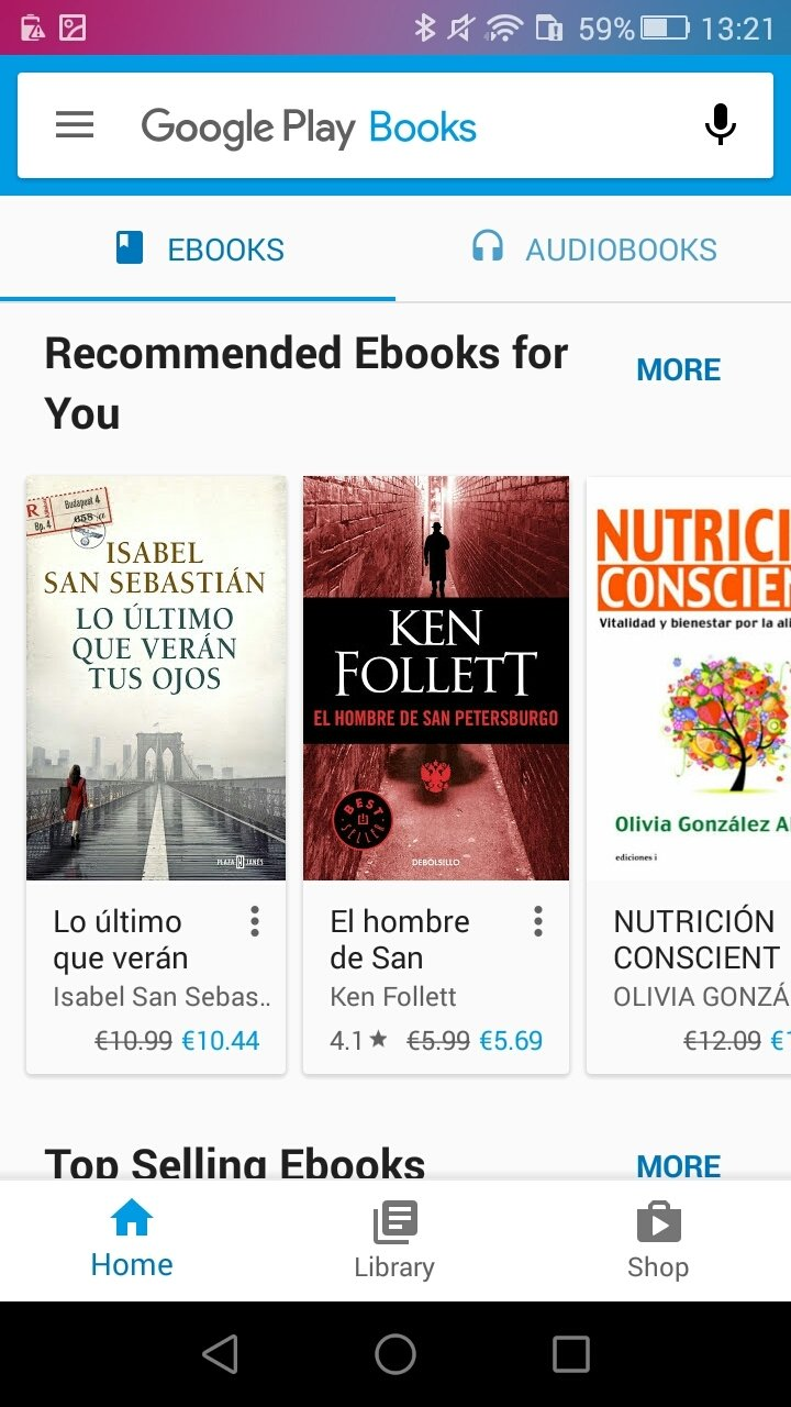 Libros Gratis Para Android Google Play Books 5 1 9 Rc06 250503688 Descargar Para Android