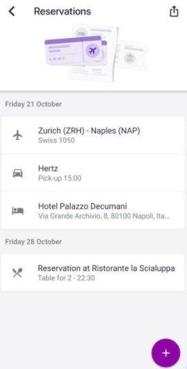 Descargar Google Trips - Planificador de viajes 114 para iPhone