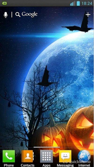 Fondo Pantalla HD Halloween 1.0 - Descargar para Android APK Gratis