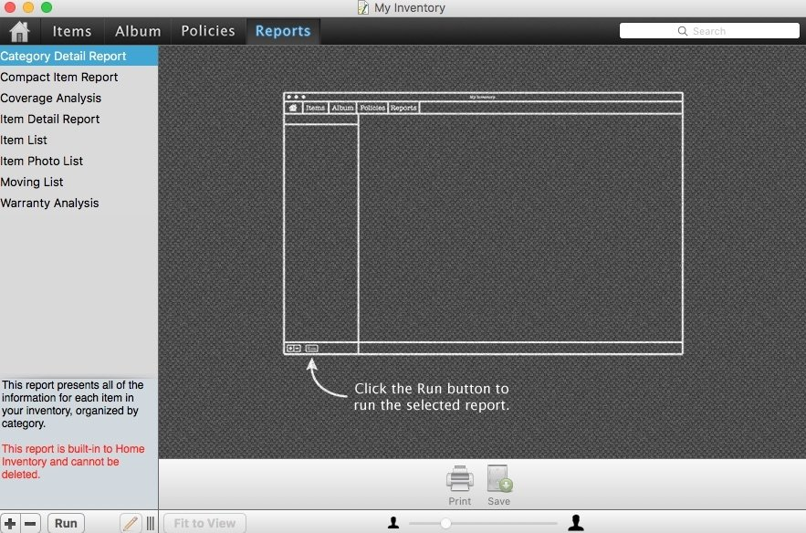 Download Home Inventory 373 Mac - Free