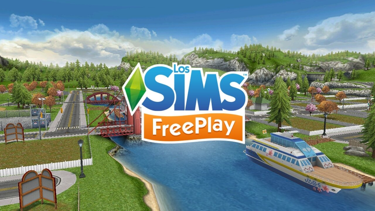 Sims Freeplay Zwembad In De Tuin Los Sims Freeplay 5.48.2 - Descargar Para Android Apk Gratis