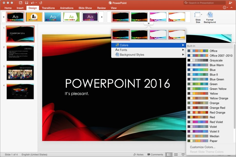 Download Microsoft PowerPoint 2016 Mac - Free
