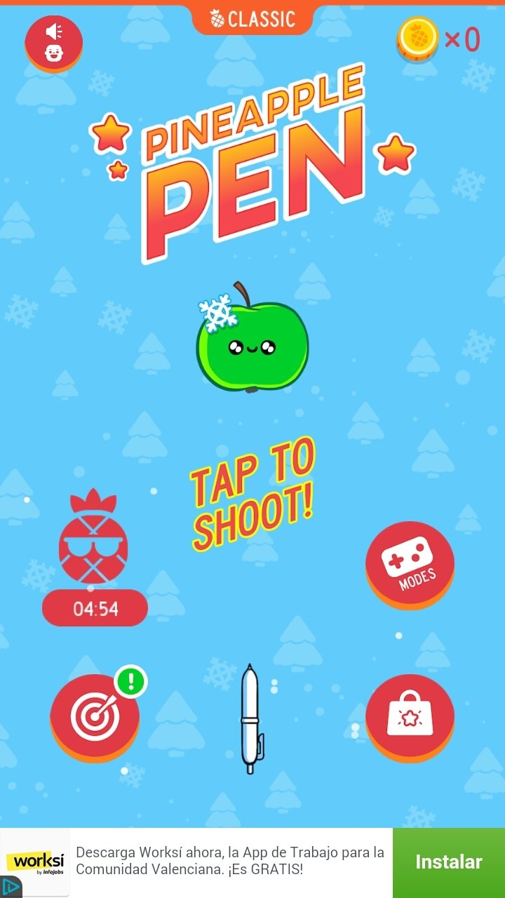 Baby Pineapple Pen Pineapple Pen 1 31 Download For Android Apk Free
