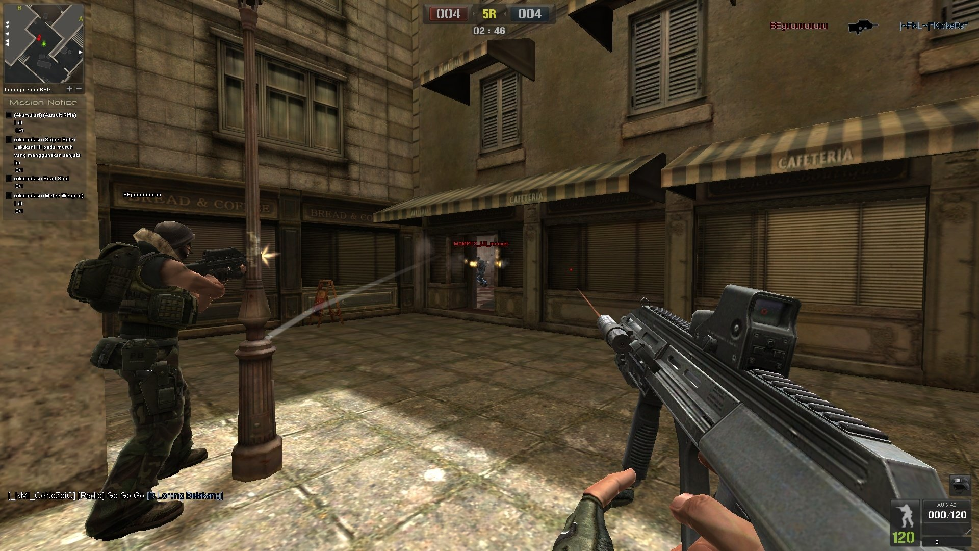 Sniper Rifle Wallpaper Hd Download Point Blank Per Pc Gratis
