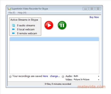 Download Skype Video Call Recorder 1204 - Free - Record Skype Video Calls