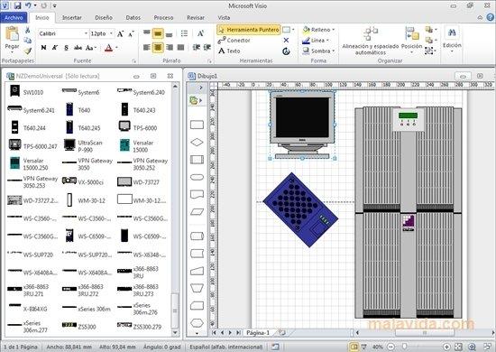 Download Visio Stencils Universal for PC - Free