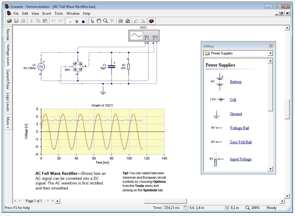 livewire circuit simulator full