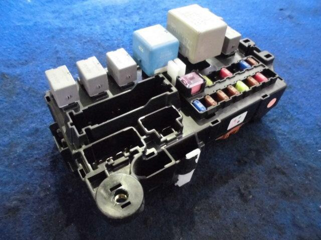 Toyota Fuse Box 120 Index listing of wiring diagrams