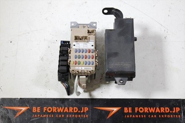 UsedFUSE BOX SUBARU Forester TA-SG5 - BE FORWARD Auto Parts