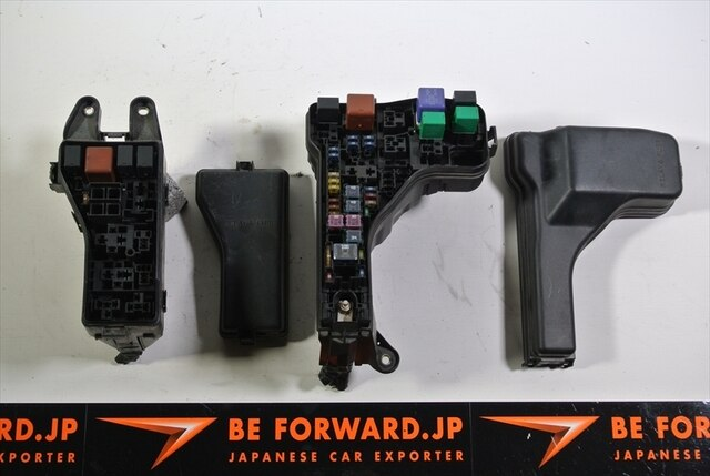 Toyota Mark 2 Fuse Box Wiring Diagram
