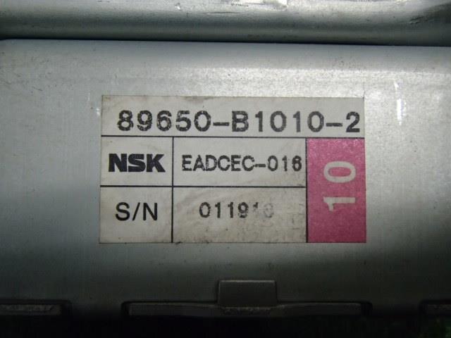 UsedPower Steering Computer TOYOTA Passo DBA-KGC10 - BE FORWARD